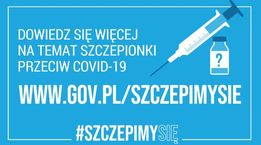 Punkty szczepień w gminie Piecki