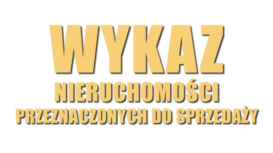 Wójt Gminy Piecki informuje, że  na stronie internetowej www.bip.piecki.com.pl i www.gminapiecki.pl oraz na tablicy ogłoszeń w Urzędzie Gminy Piecki i w wybranych sołectwach został wywieszony wykaz nieruchomości gruntowych, przeznaczonych do sprzedaży
